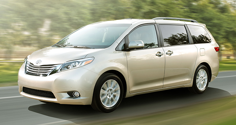 Toyota Sienna In Depth Reviews